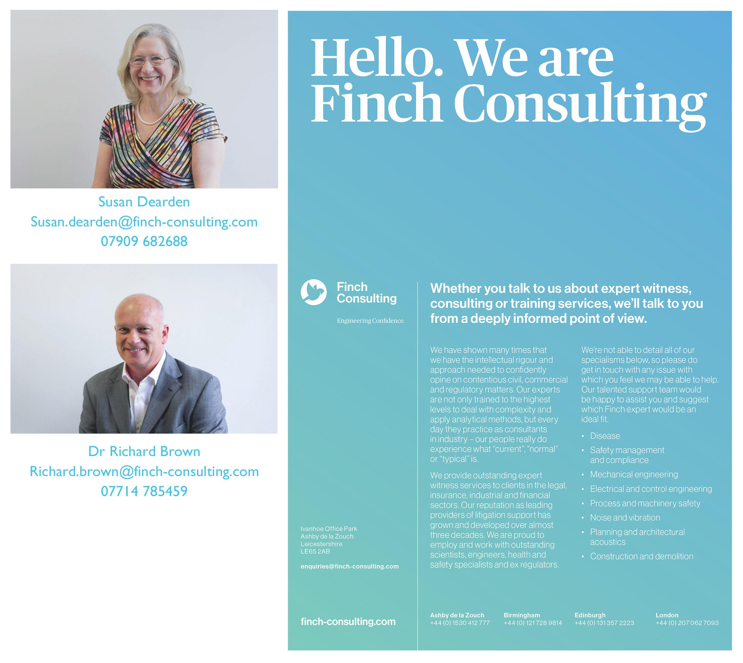 finch-expert-witness