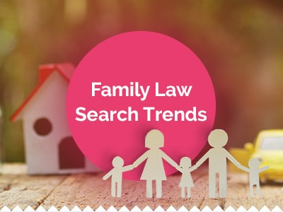 Family law search trends
