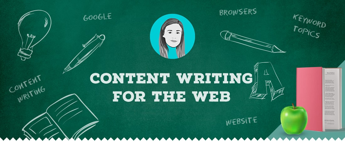 Content writing for the web