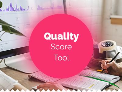 Quality Score Tool