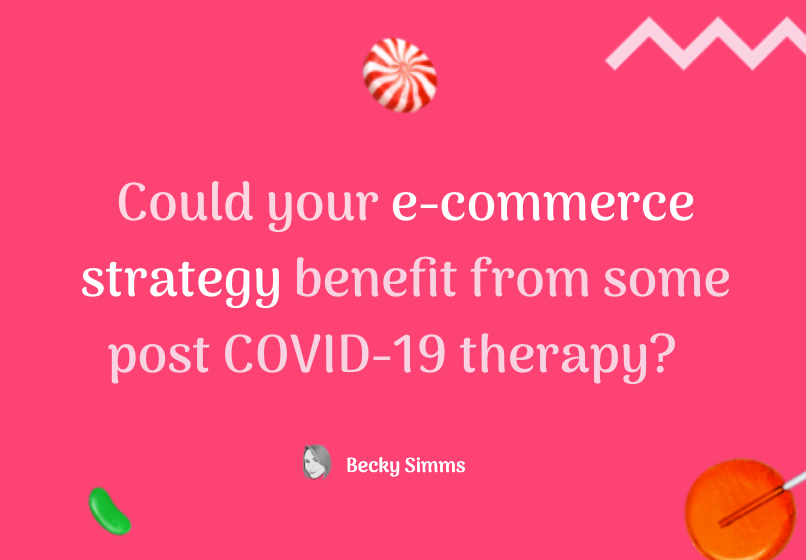 Post COVID-19 e-commerce therapy pack
