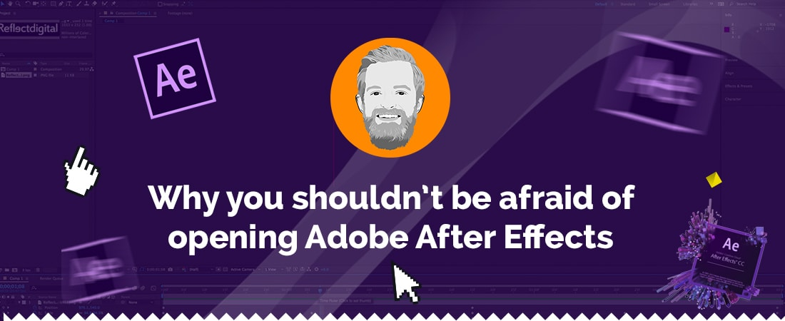 Try out Adobe After Effects