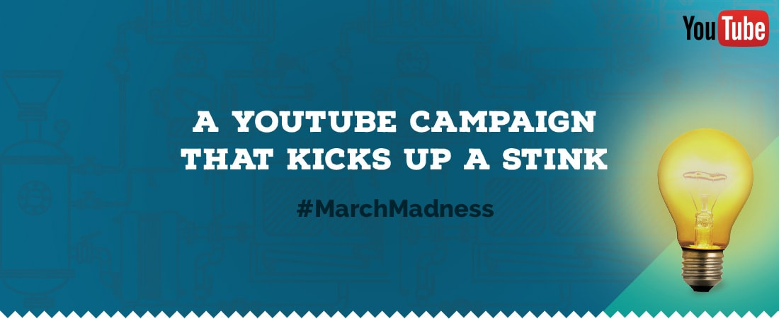 A YouTube campaign that kicked up a stink