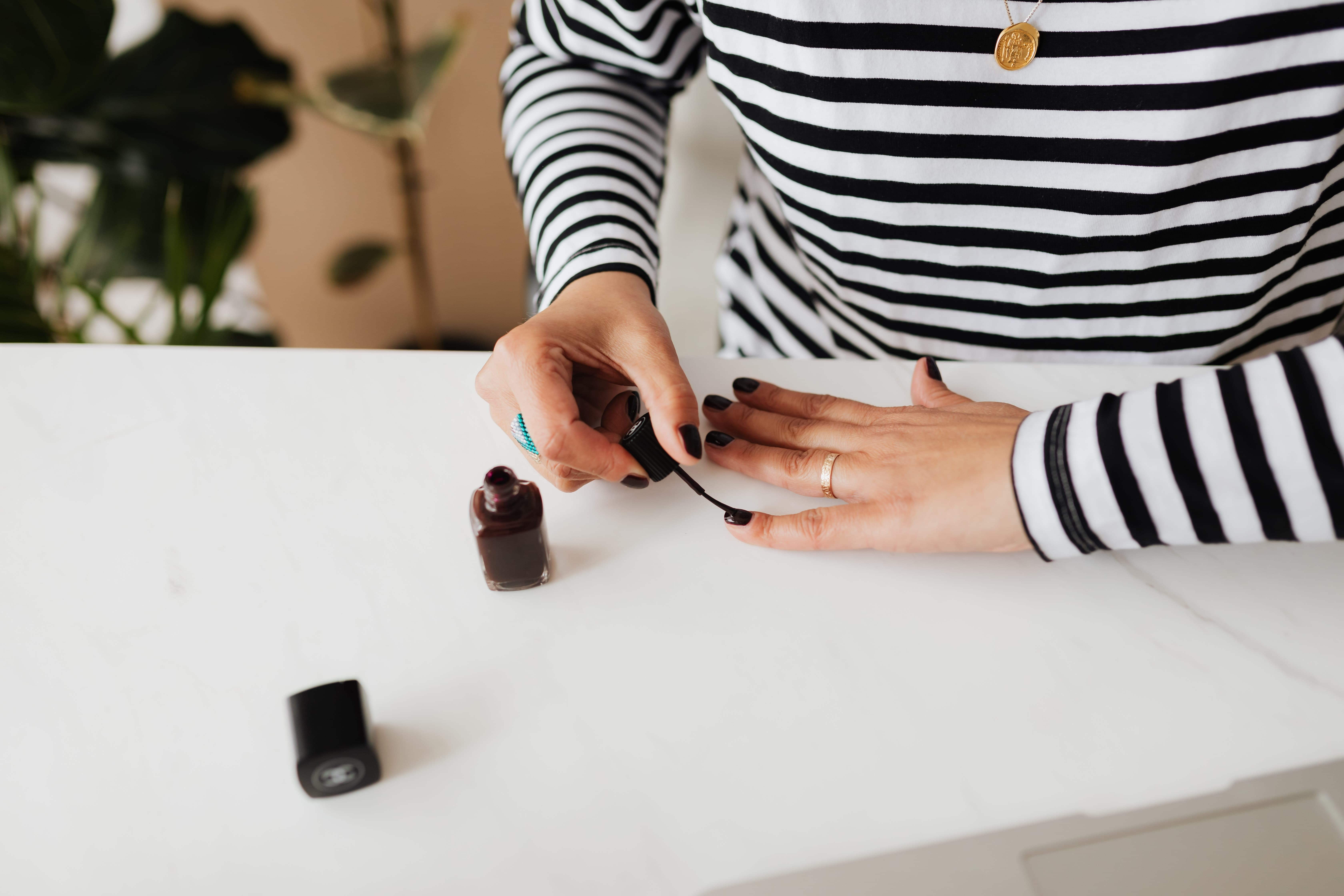 Nail Salon Sanitation Checklist