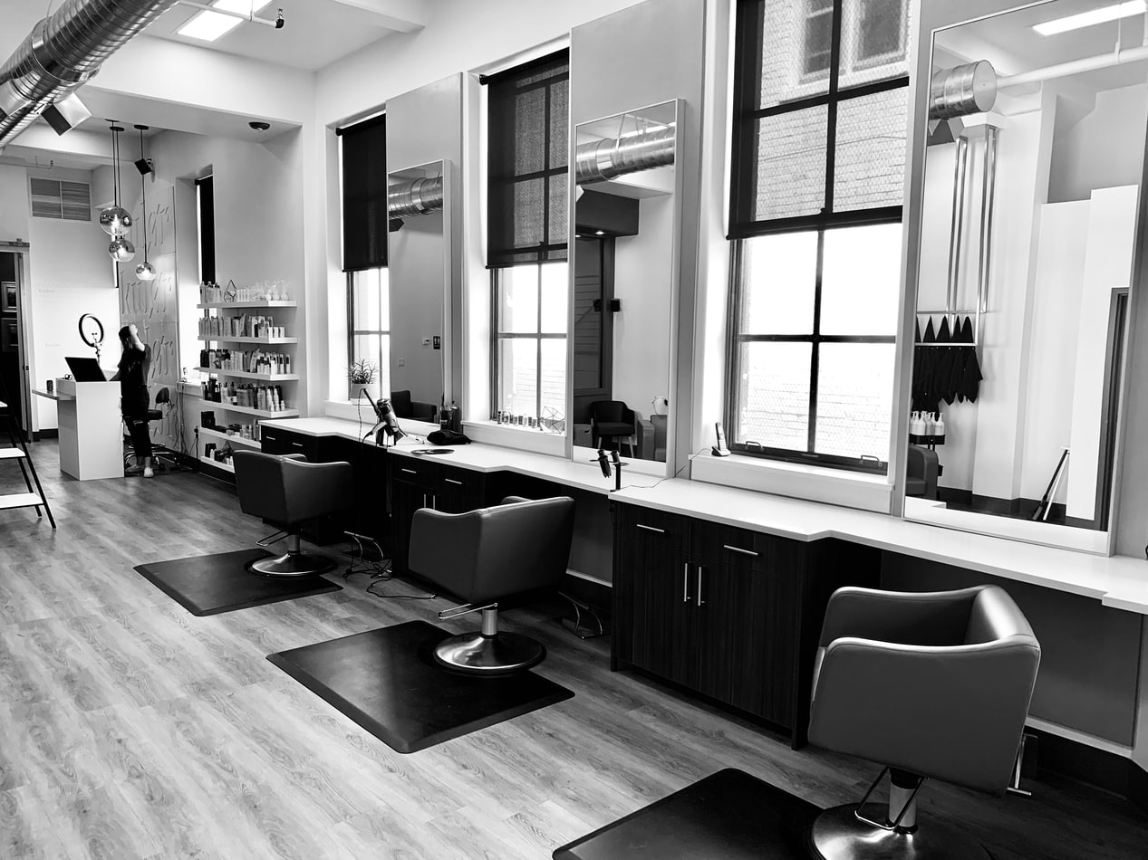 Importance of checking your salon while unoccupied
