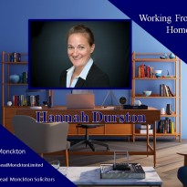 Working From Home with Hannah Durston