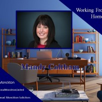 Working From Home with Mandy Coltham