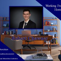 Working From Home with Robert Chawner