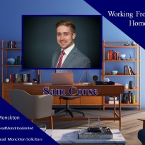 Working From Home with Sam Corse