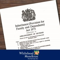 Cowan v Foreman [2019] and the time limits for bringing claims under the Inheritance Act 1975