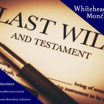 Five reasons you should use a solicitor to write your will