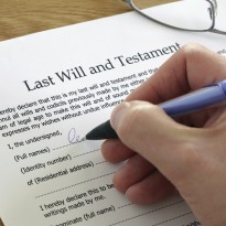 Challenging times : what happens when family is cut out of the will