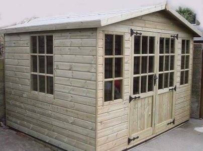 The Thanet Summerhouse