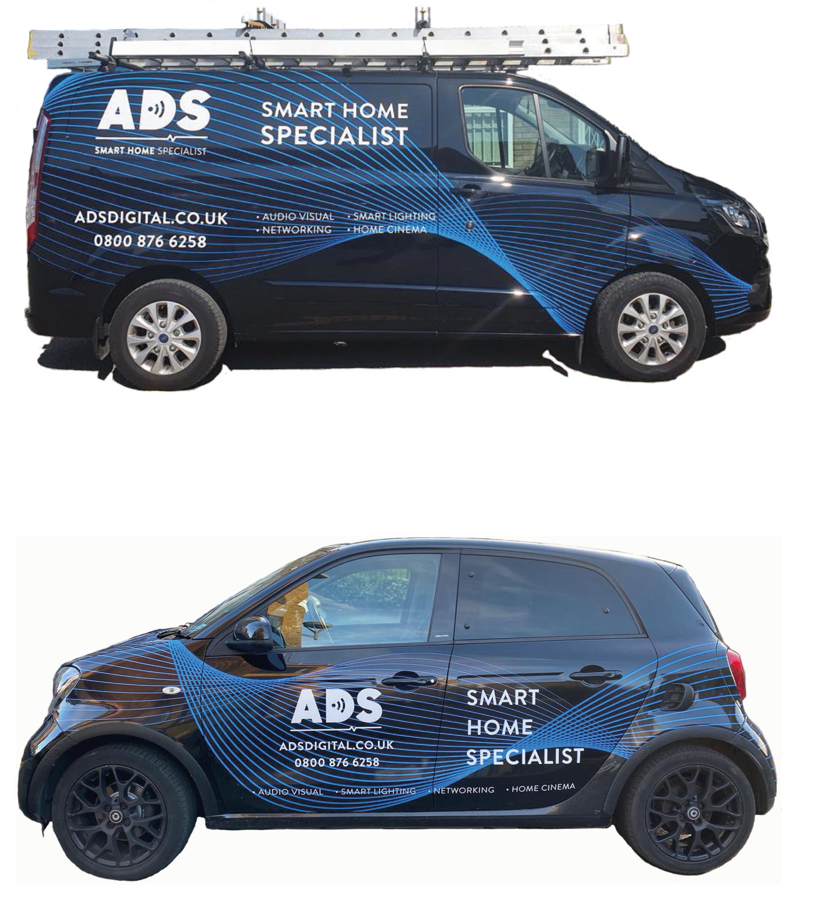 ads-van-car