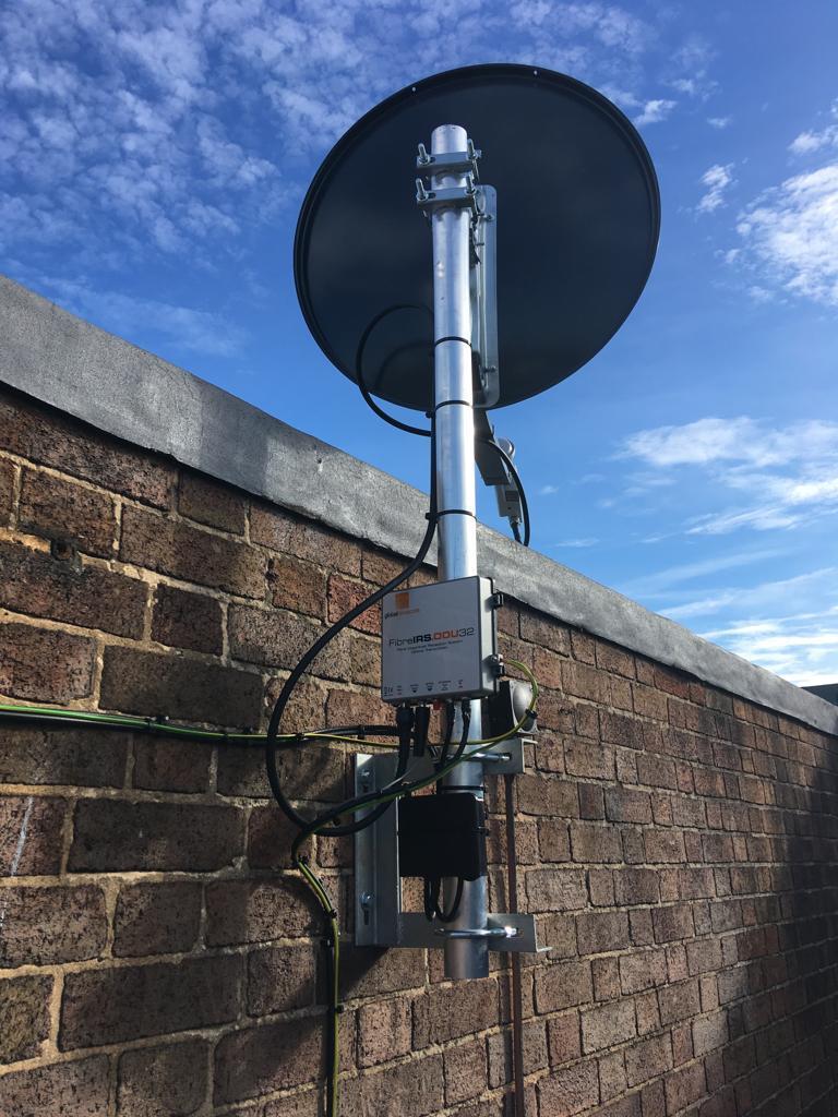 satellite-installation