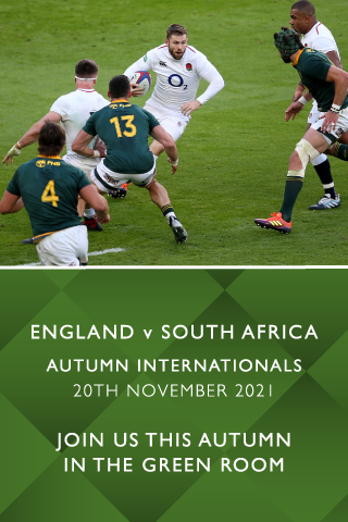 England v South Africa Autumn Internationals