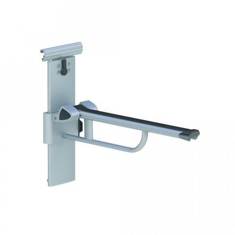 21-141-35-lift-up-arm-support-for-horizontal-track-height-and-sideways-adjustable-dark-grey